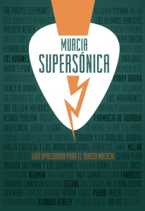 DVD Murcia Supersonica